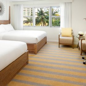 Hilton Miami Beach DBL Queen