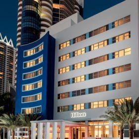 Hilton Miami Beach Exterior