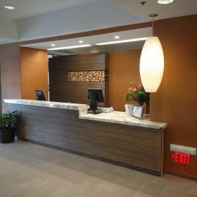 Hyatt House Santa Clara Front Desk