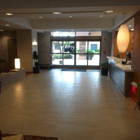 Hyatt House Santa Clara Lobby
