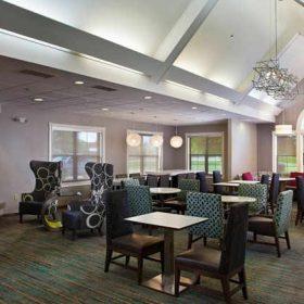 Residence Inn Baton Rouge Lobby