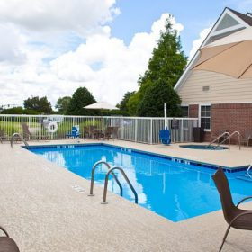 Residence Inn Baton Rouge Pool