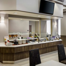 Residence Inn Houston (Conv. Center) Breakfast Bar