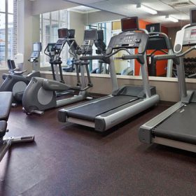 Residence Inn Houston (Conv. Center) Fitness Center