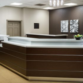 Residence Inn Houston (Conv. Center) Front Desk