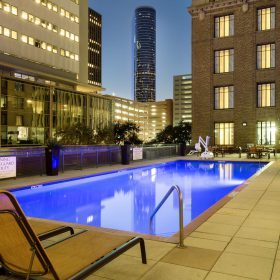 Residence Inn Houston (Conv. Center) Pool