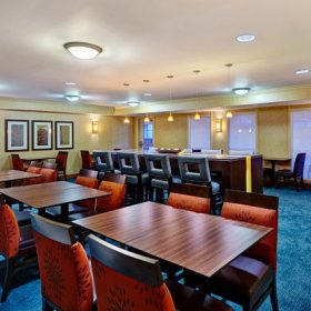 Residence Inn Houston (Galleria) Seating Area