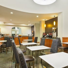 Residence Inn Miramar Breakfast Area 2