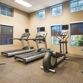 Residence Inn Miramar Fitness Center