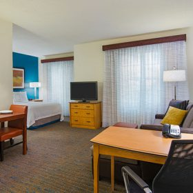 Residence Inn Miramar King Suite