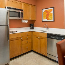 Residence Inn Miramar Kitchen