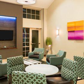 Residence Inn Miramar Lobby