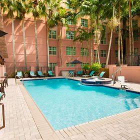 Residence Inn Miramar Pool