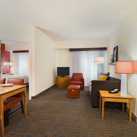 Residence Inn Miramar Two Room Suite