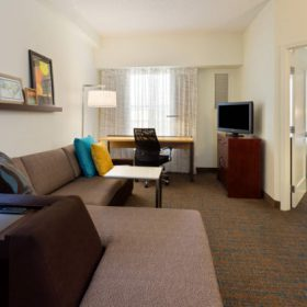 Residence Inn Plantation King Suite