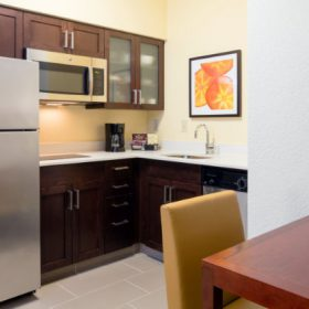 Residence Inn Plantation Kitchen