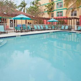 Residence Inn Plantation Pool