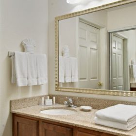 Residence Inn Princeton Bathroom