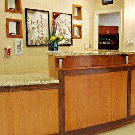 Residence Inn Princeton Front Desk