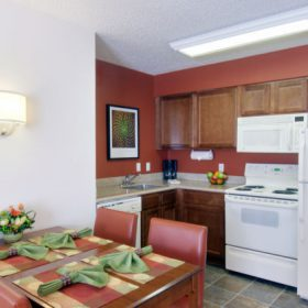 Residence Inn Princeton Kitchen