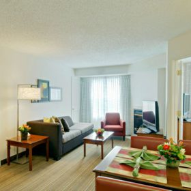 Residence Inn Princeton Two Bedroom Suite