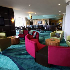 Springhill Suites Greenbay Breakfast Area