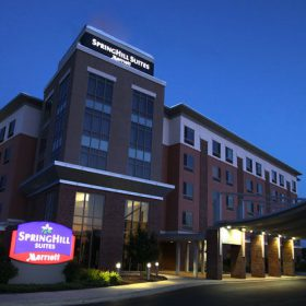 Springhill Suites Greenbay Exterior
