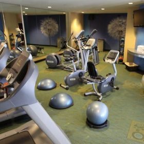 Springhill Suites Greenbay Fitness Center