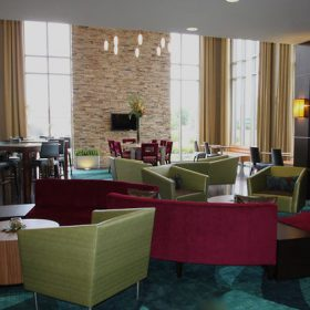 Springhill Suites Greenbay Lobby