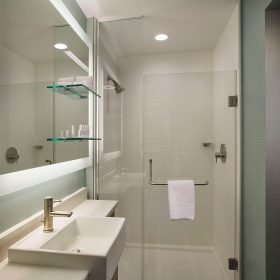 Springhill Suites Houston Bathroom