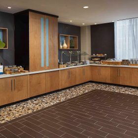 Springhill Suites Houston Breakfast Area