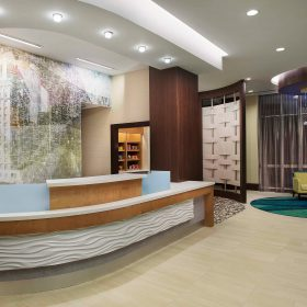 Springhill Suites Houston Front Desk