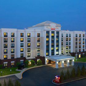 Springhill Suites Newark Exterior