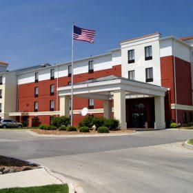 Springhill Suites West Des Moines Exterior