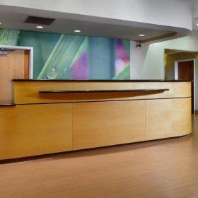 Springhill Suites West Des Moines Front Desk