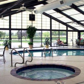 Springhill Suites West Des Moines Pool