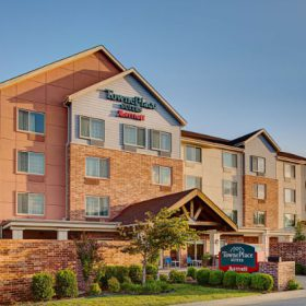 Towneplace Suites Springdale Exterior