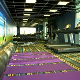 aloft - rogers - gym