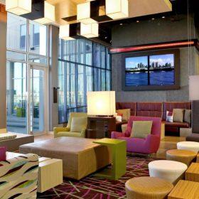 aloft - rogers - lounge