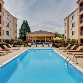 Courtyard Durham Pool